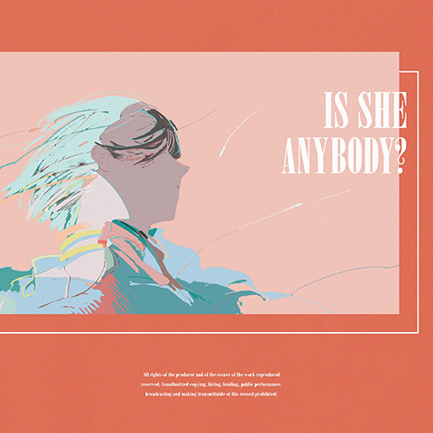 春野「IS SHE ANYBODY?」